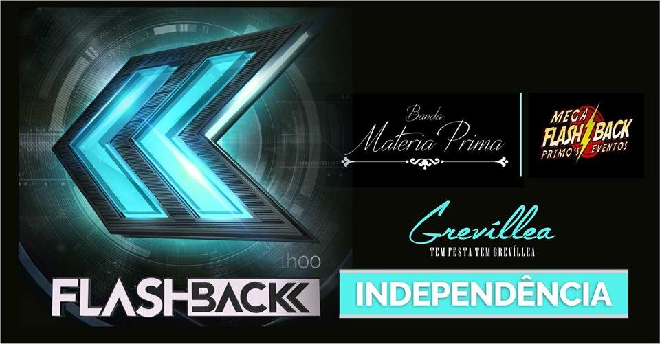 Flash Back da Independência