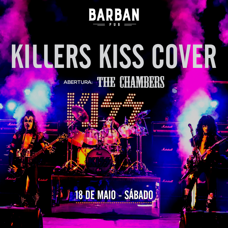 Killers Kiss Cover
