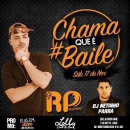 Dj RP + Dj Netinho Parra