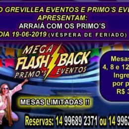 Mega Flash Back primo's eventos
