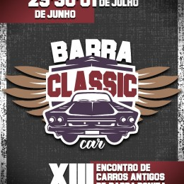 13º Barra Classic Car